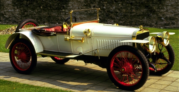 Hispano suiza alfonso photo - 3