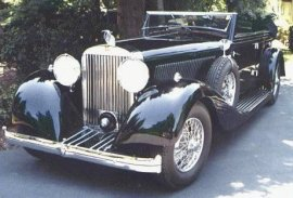 Hispano suiza alfonso photo - 4