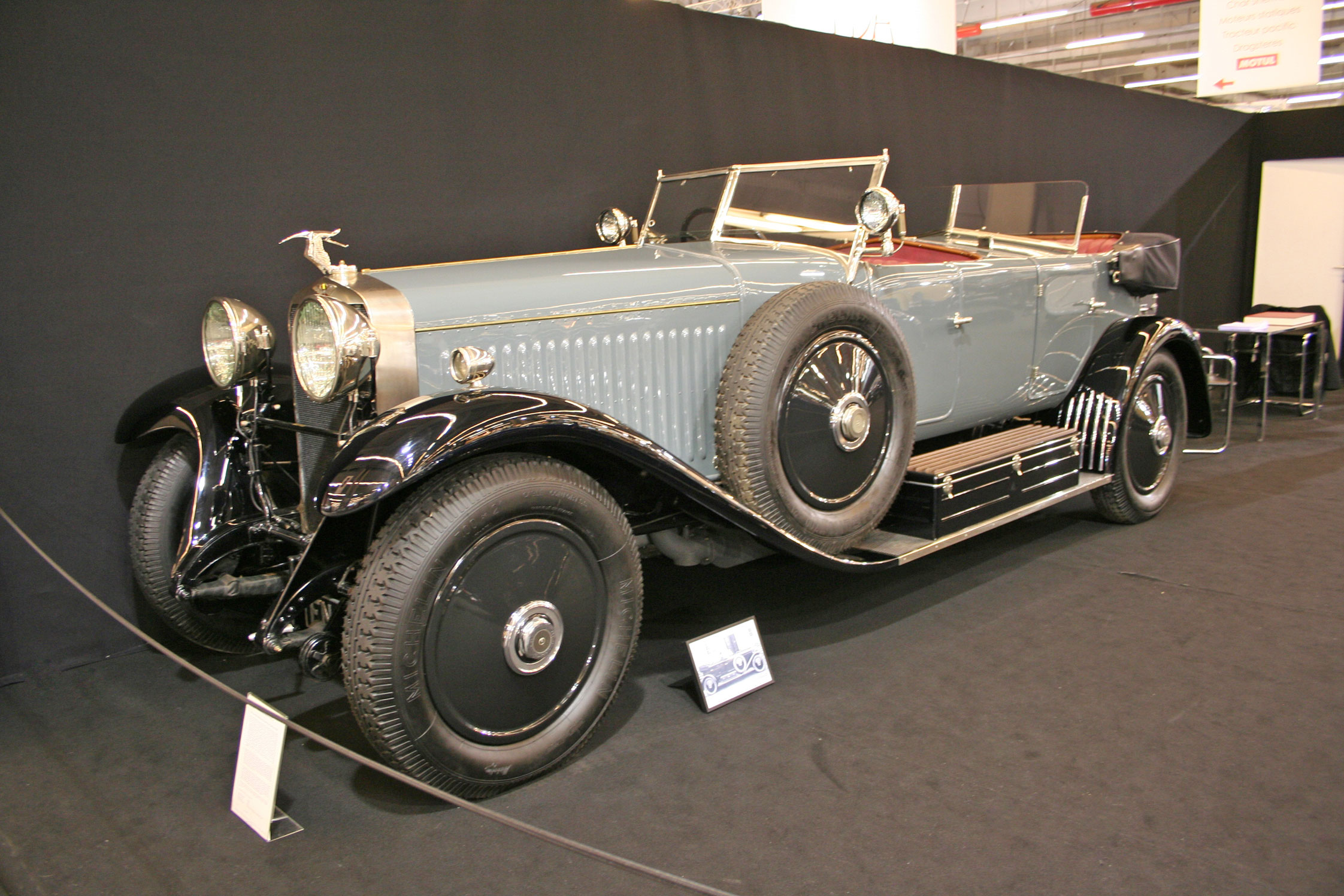 Hispano suiza h6 photo - 2