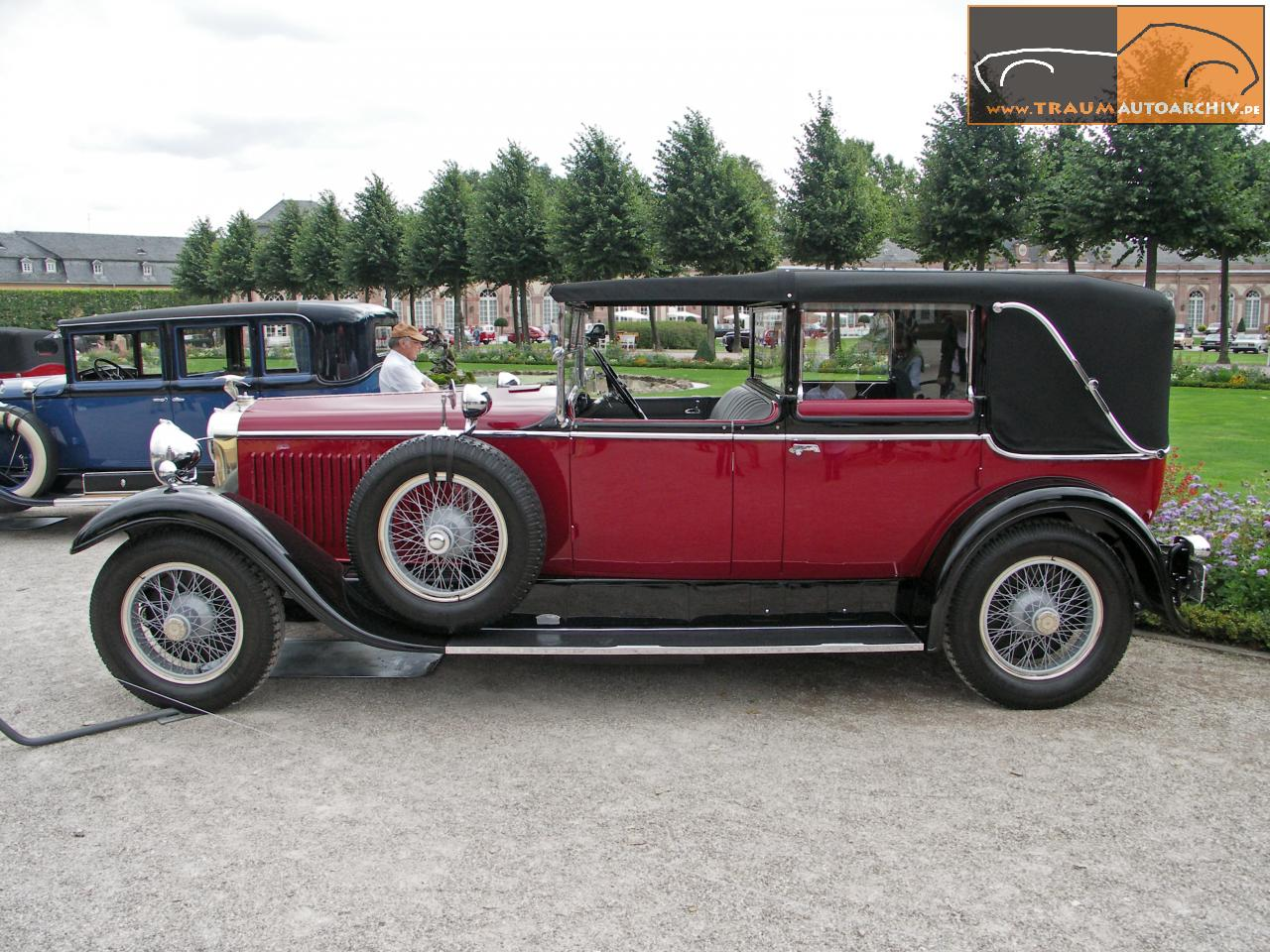 Hispano suiza h6 photo - 4