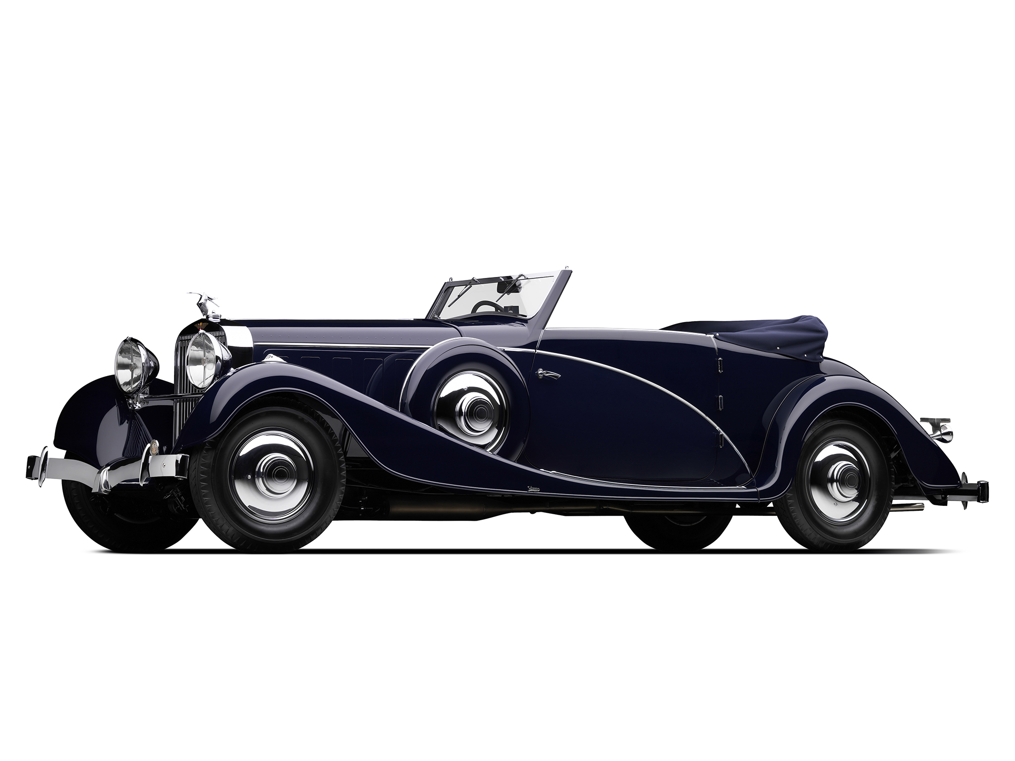 Hispano suiza j12 photo - 3