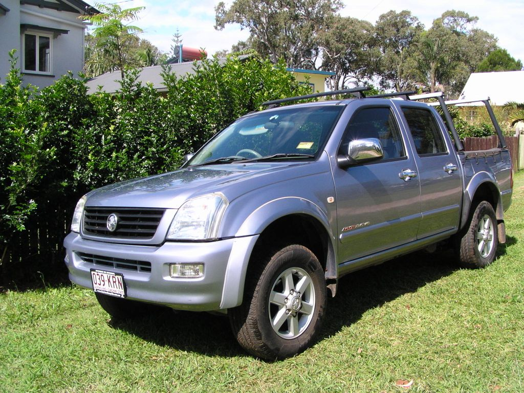 Holden 4x4 photo - 1