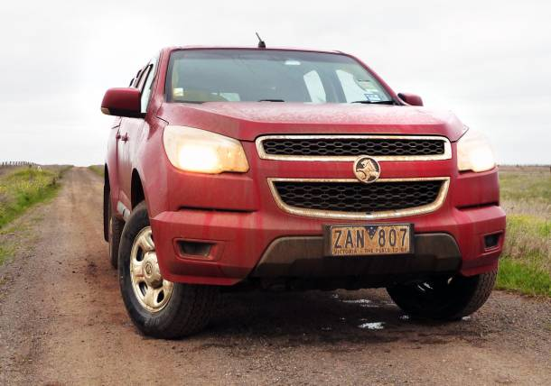 Holden 4x4 photo - 3