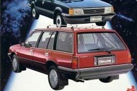 Holden camira photo - 3