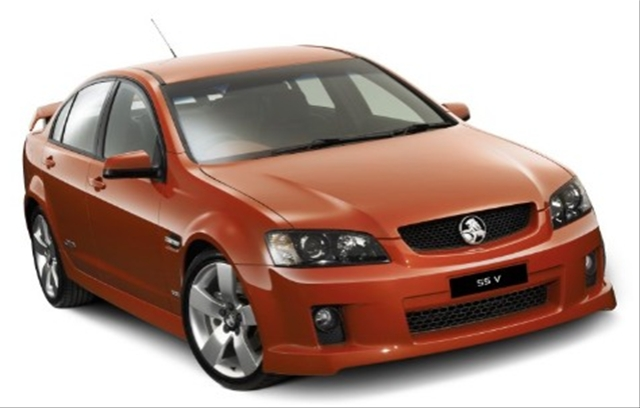 Holden commodore photo - 2