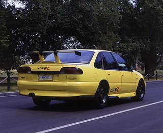 Holden gts-r photo - 2