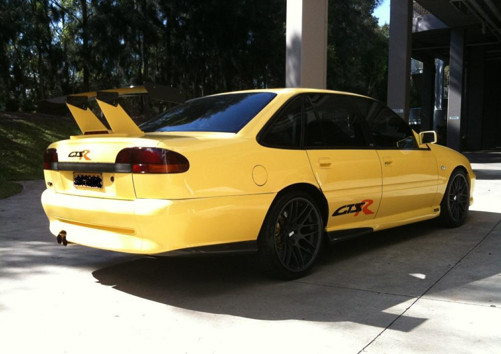 Holden gtsr photo - 2