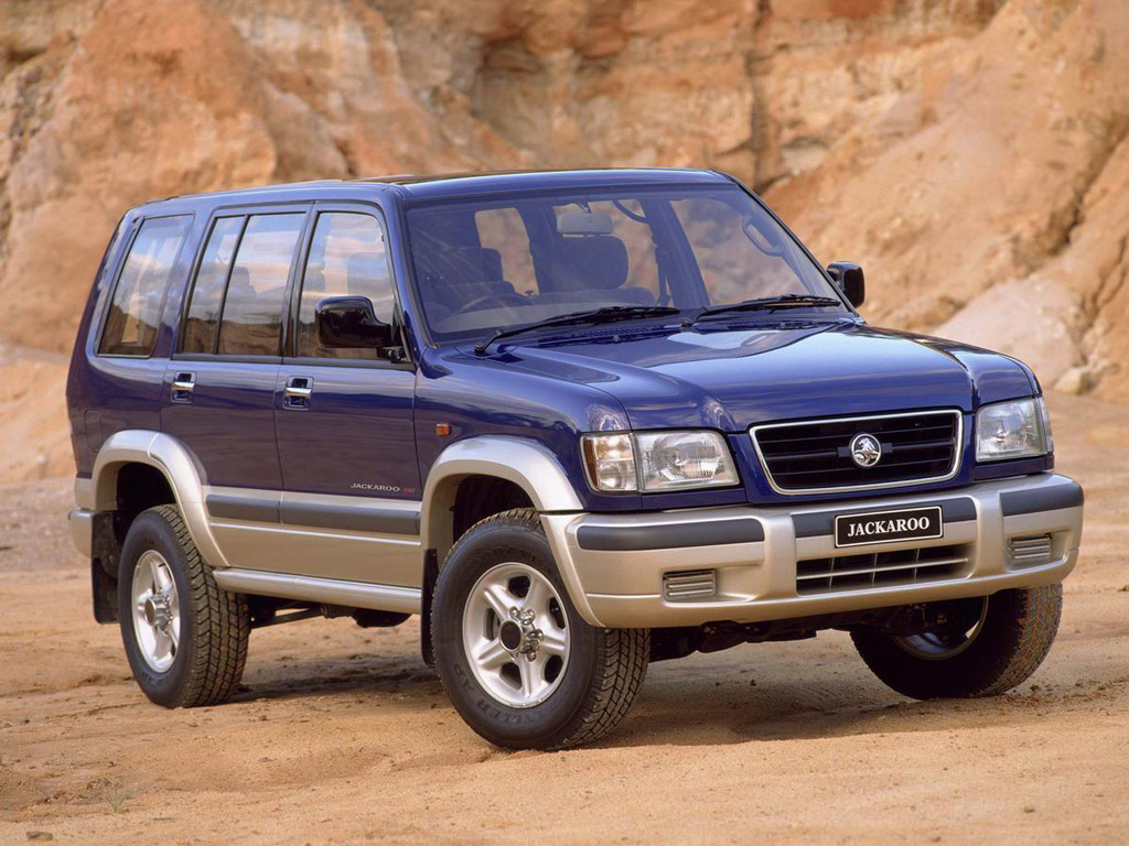 Holden jackaroo photo - 1