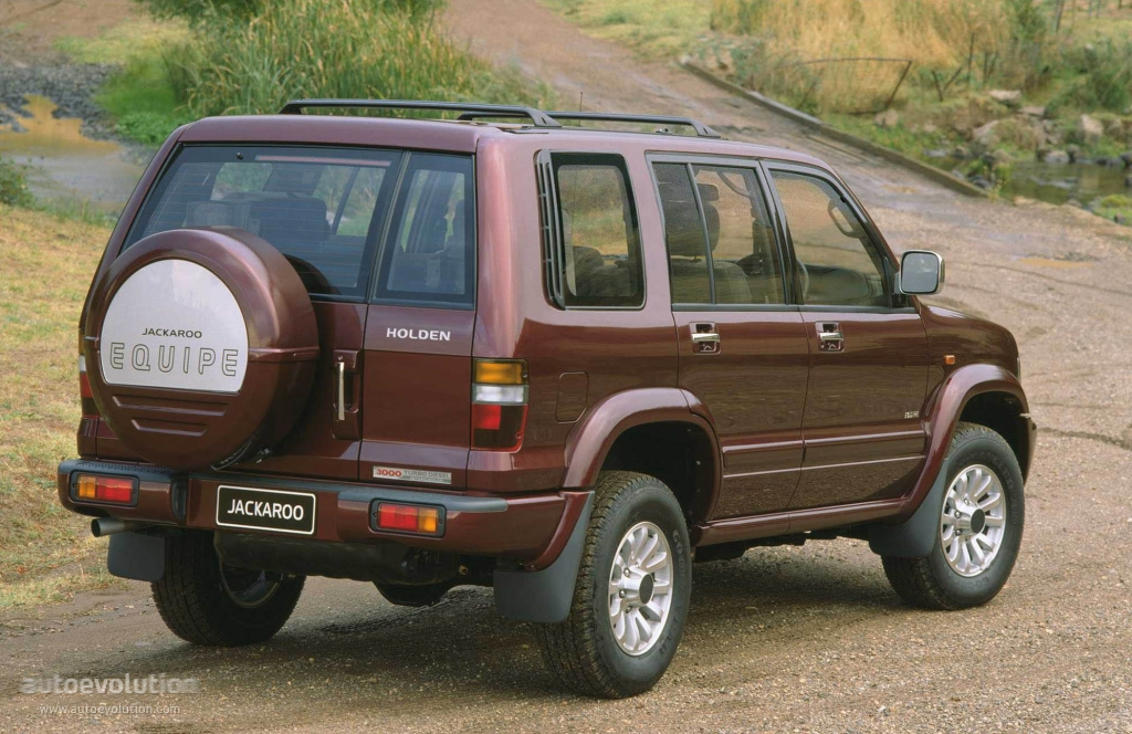 Holden jackaroo photo - 4