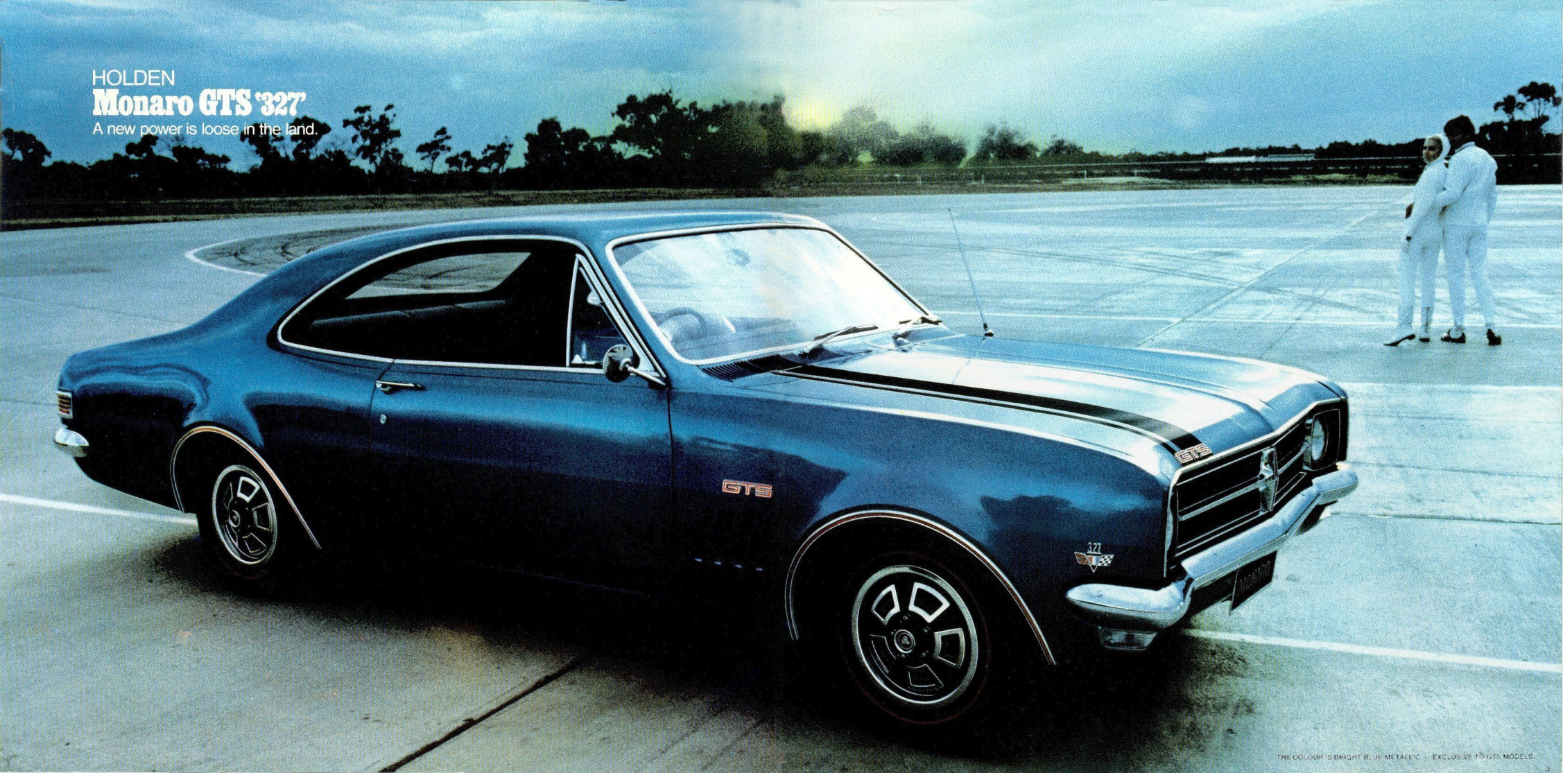 Holden monaro photo - 2