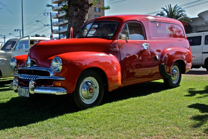 Holden panelvan photo - 4