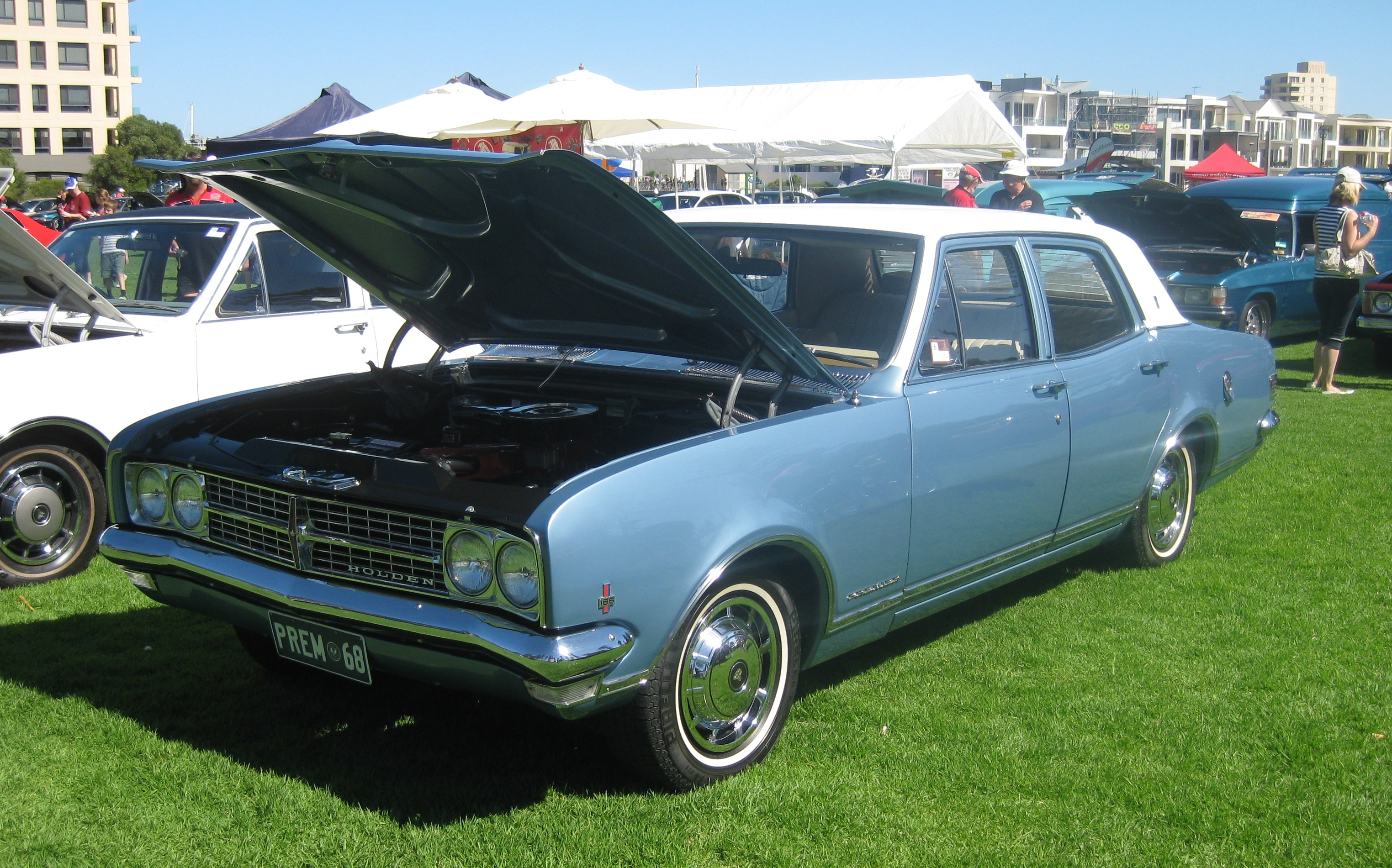 Holden premier photo - 3