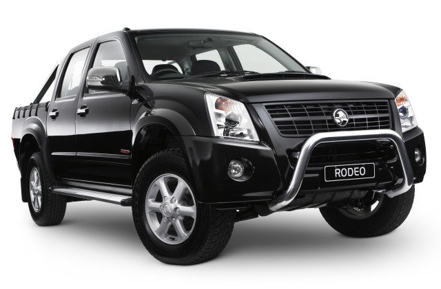 Holden rodeo photo - 1