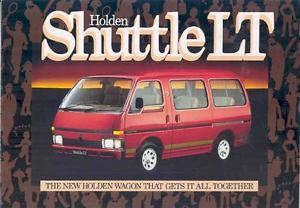 Holden shuttle photo - 3