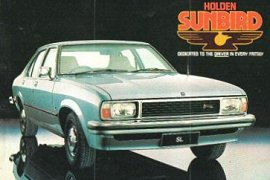 Holden sunbird photo - 2