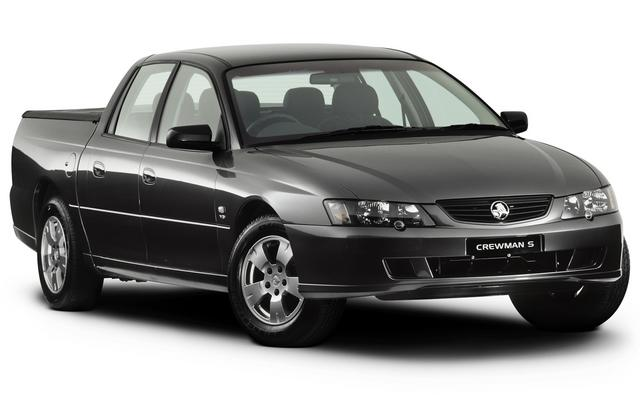 Holden v6 photo - 4