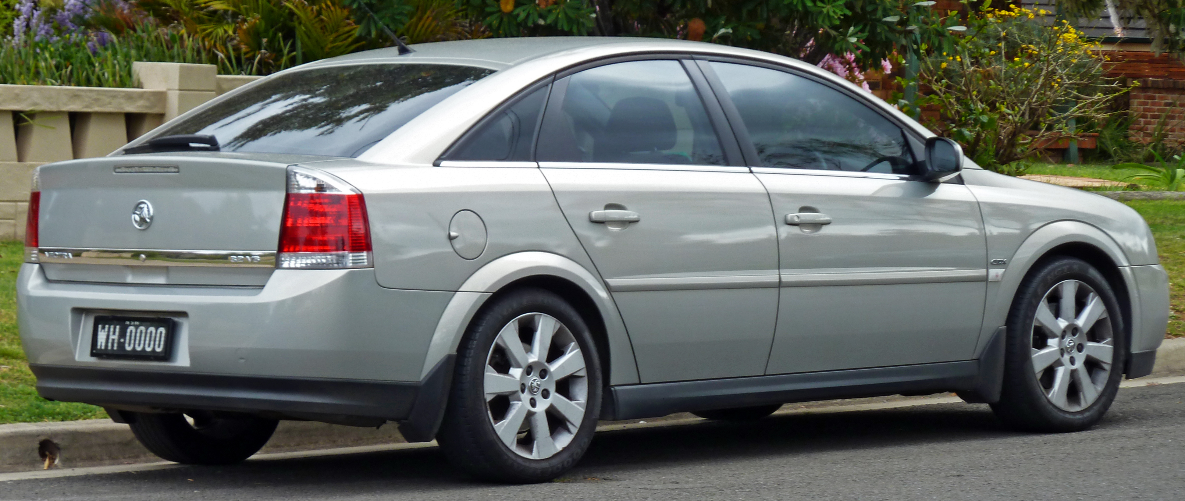 Holden vectra photo - 3