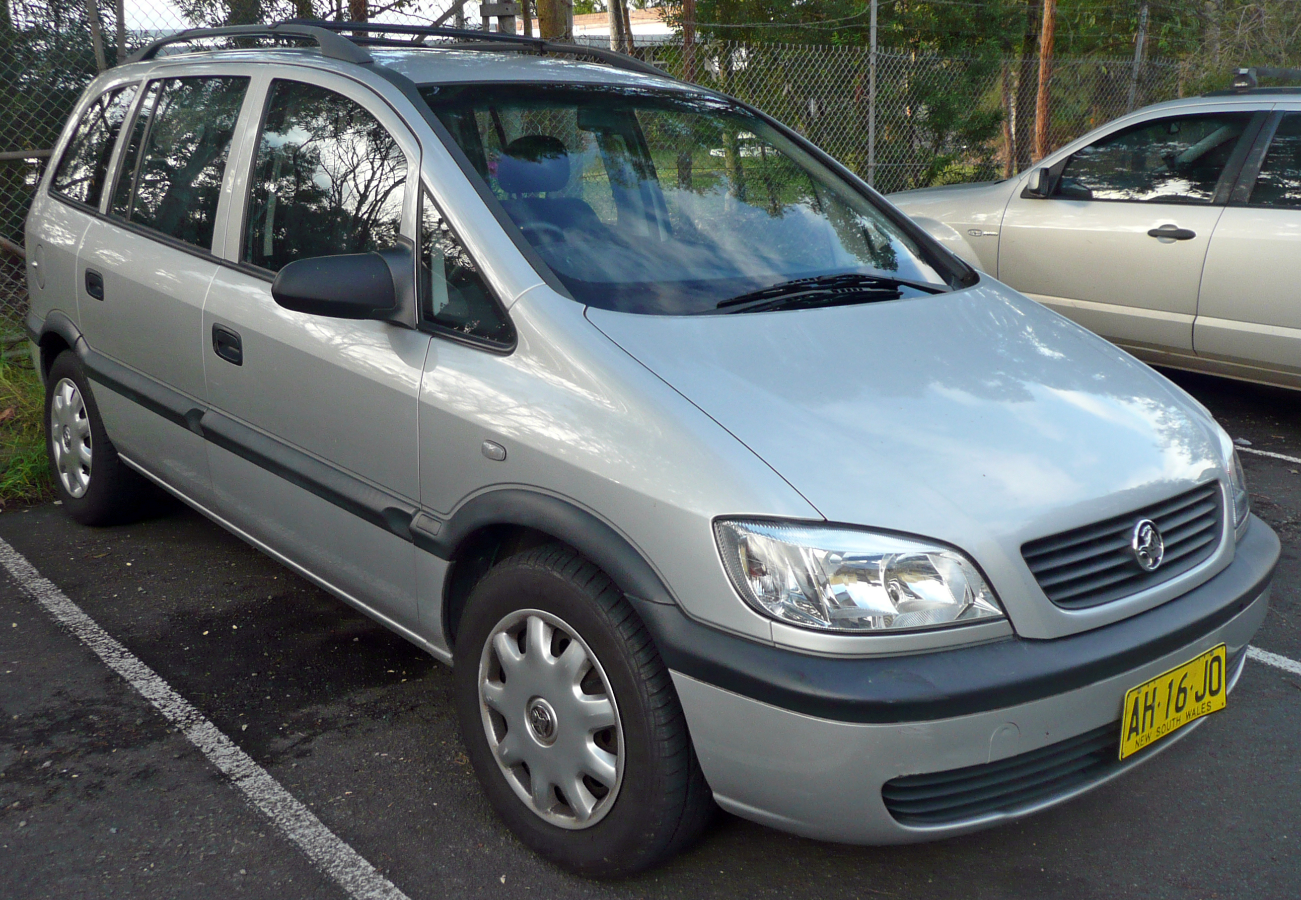 Holden zafira photo - 1