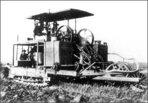 Holt tractor photo - 1