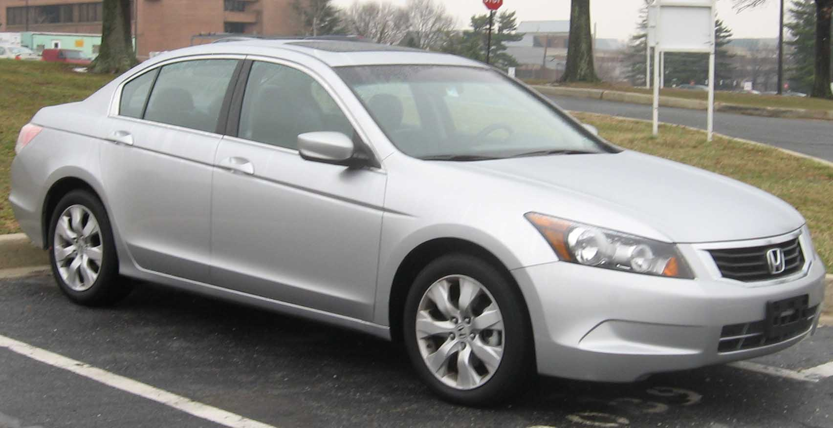 Honda accord photo - 4