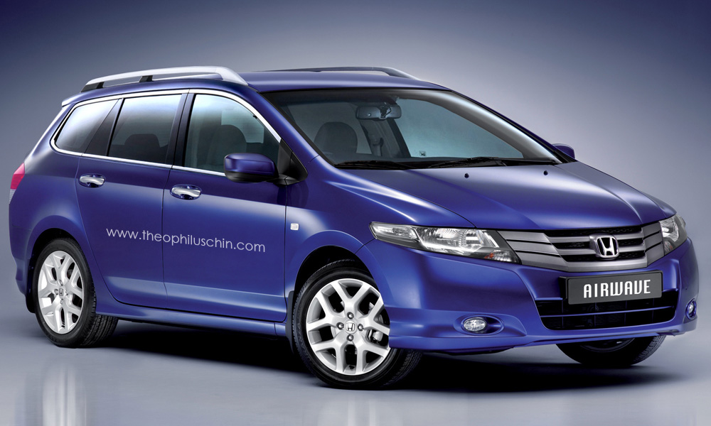 Honda airwave photo - 1