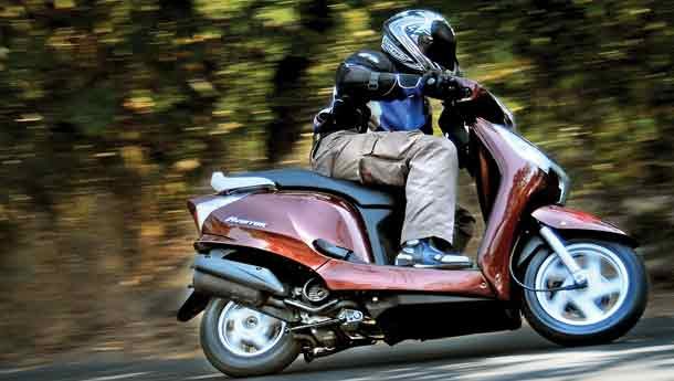 Honda aviator photo - 3