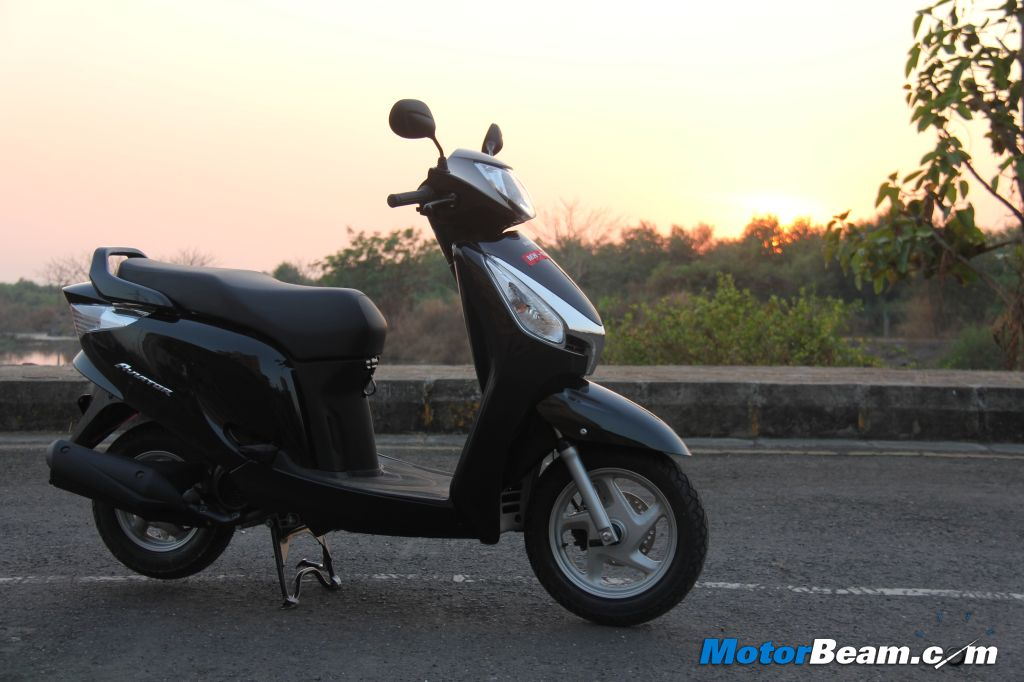 Honda aviator photo - 4