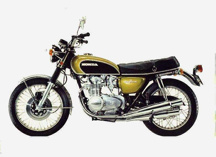 Honda cb photo - 1