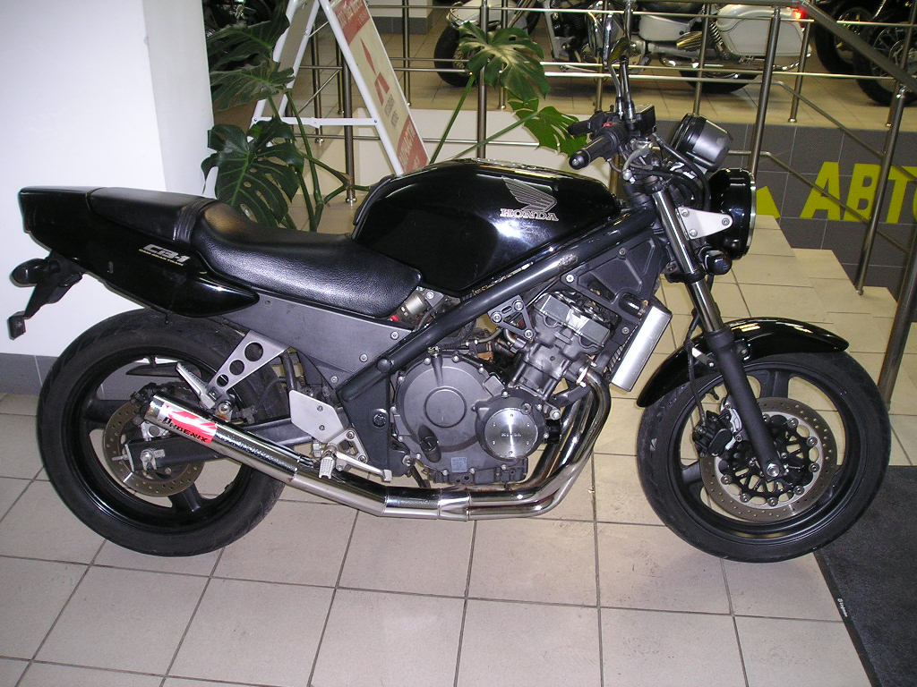 Honda cb1 photo - 2