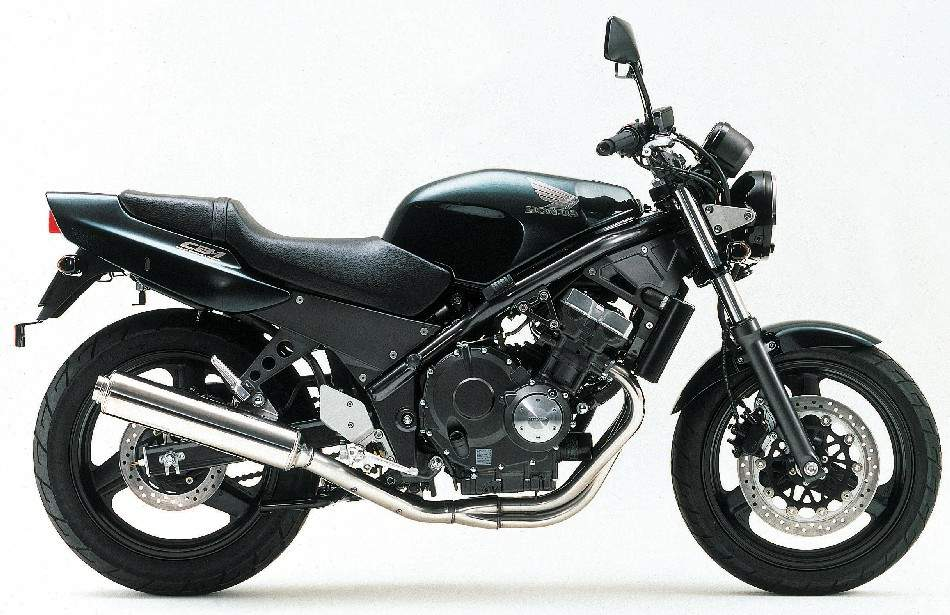 Honda cb1 photo - 4