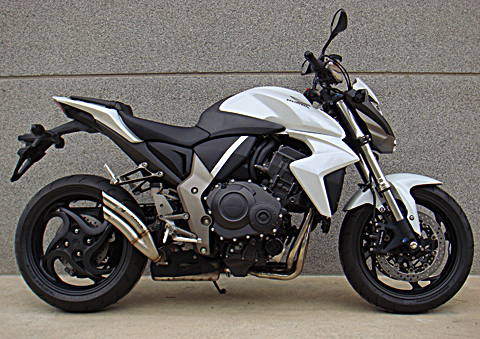 Honda cb1000r photo - 4