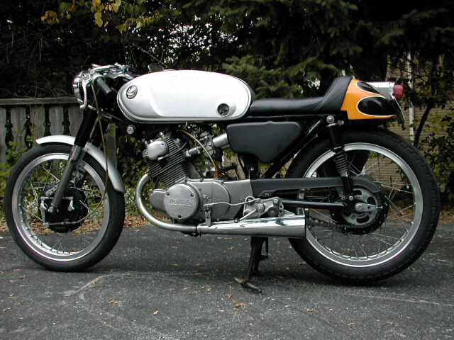 Honda cb160 photo - 3