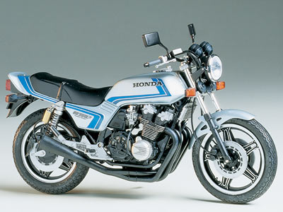 Honda cb750f photo - 2