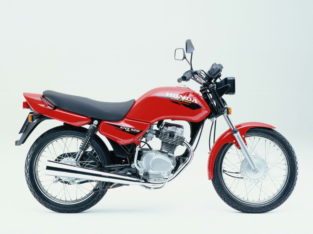 Honda cg photo - 2