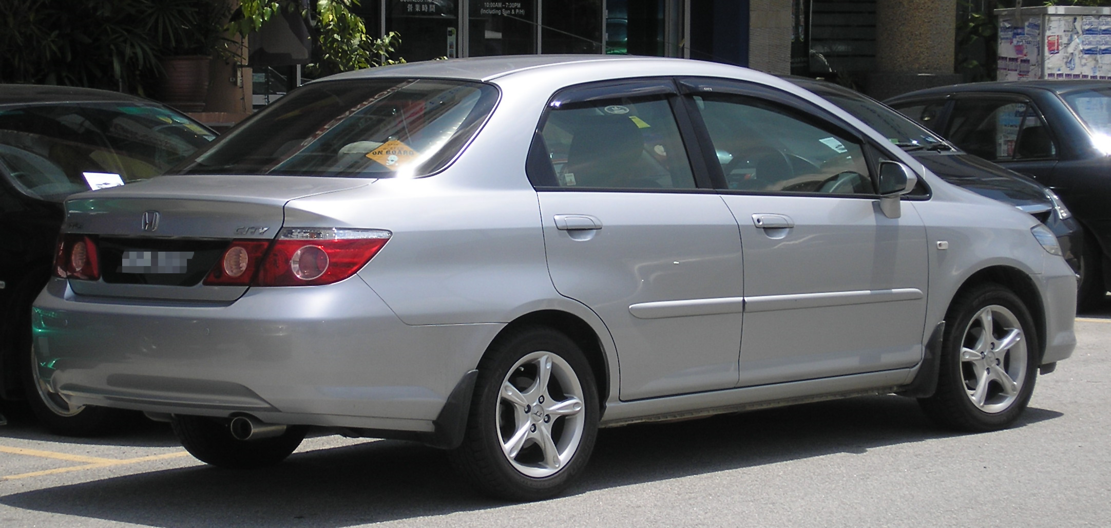 Honda city photo - 4