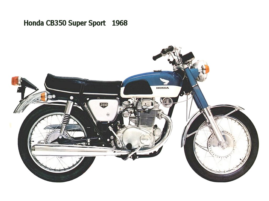Honda cl350 photo - 4