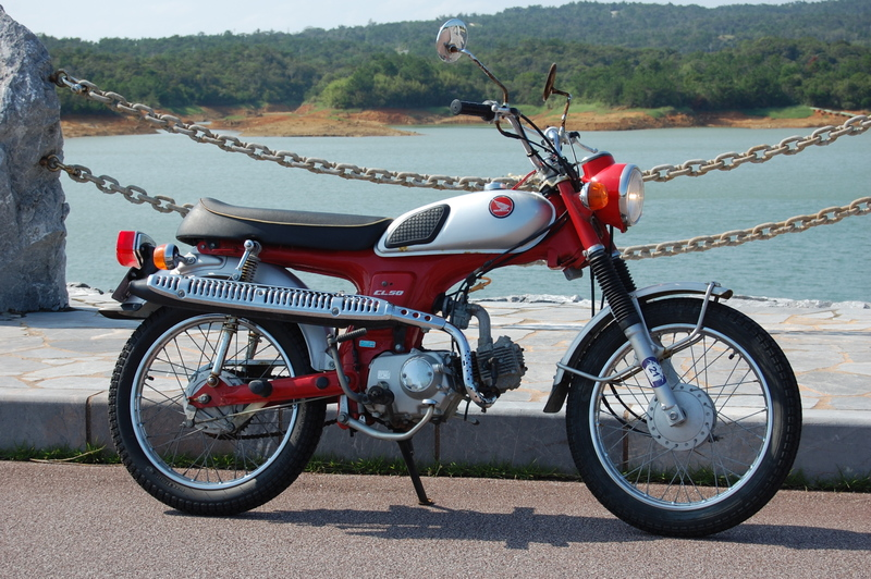 Honda cl50 photo - 3