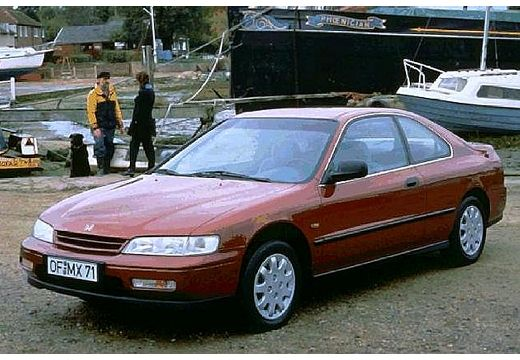 Honda coupe photo - 3