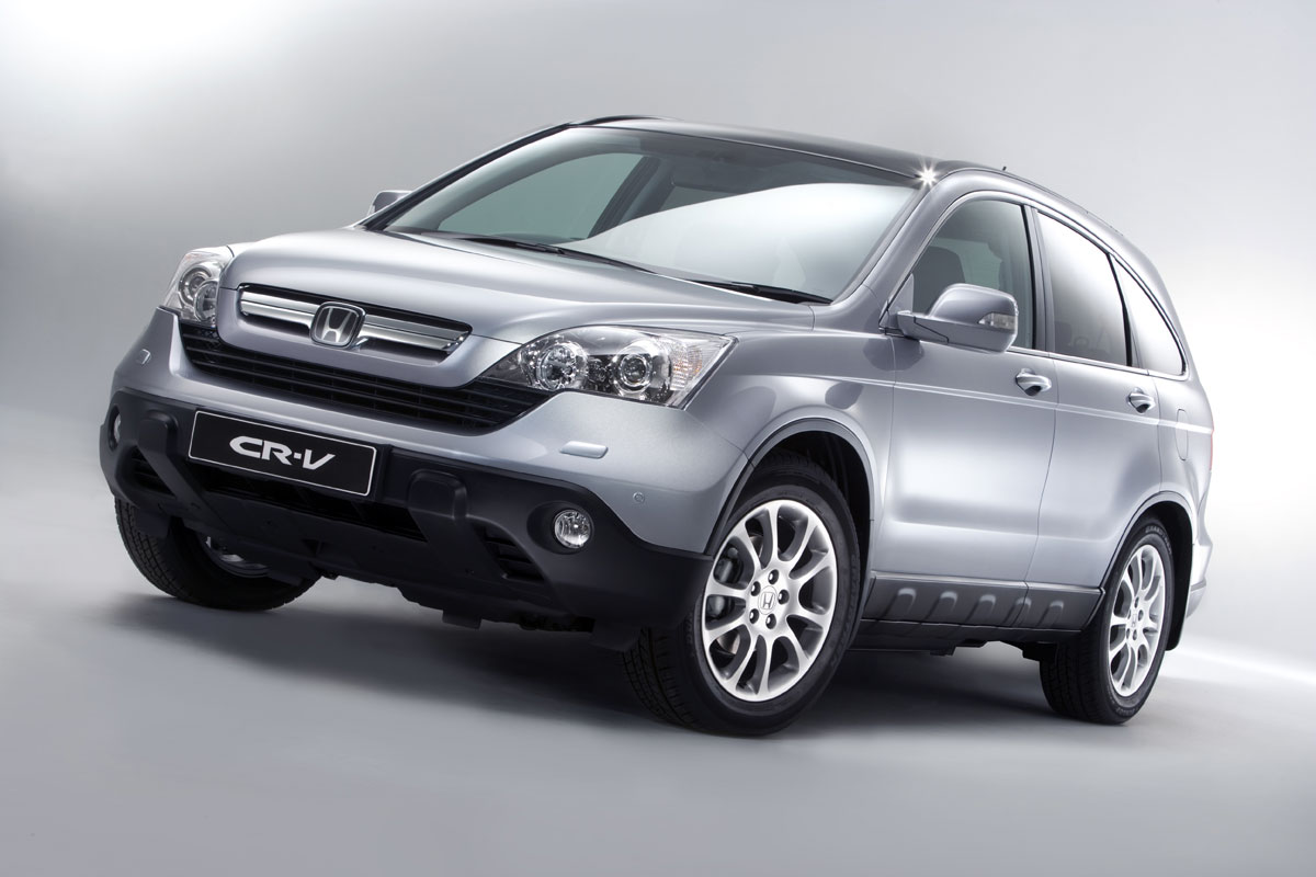 Honda cr-v photo - 1