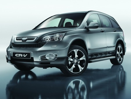 Honda cr-v photo - 2