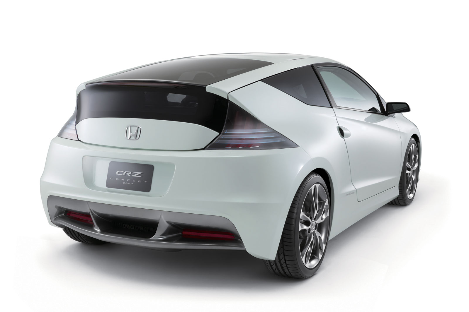 Honda cr-z photo - 1