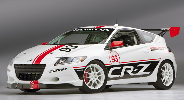 Honda cr-z photo - 2