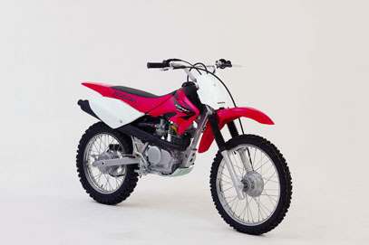 Honda crf100f photo - 4