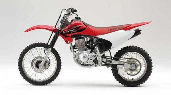 Honda crf150f photo - 1