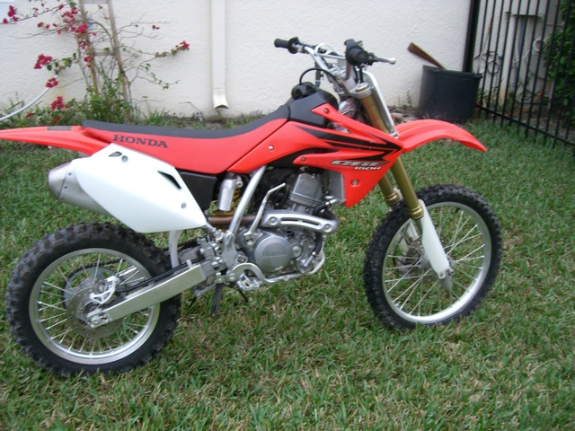 Honda crf150r photo - 3