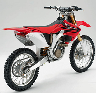 Honda crf250r photo - 1