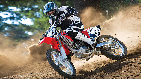 Honda crf250r photo - 4