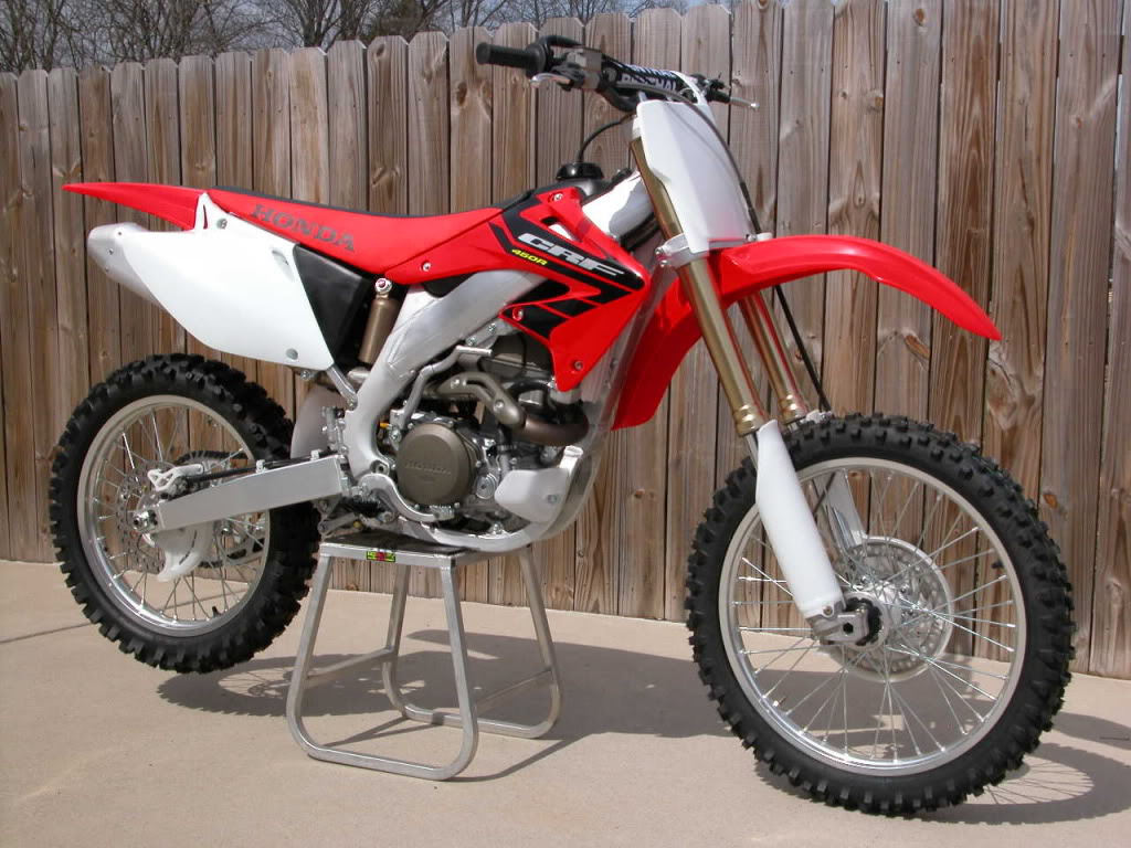 Honda crf450r photo - 2