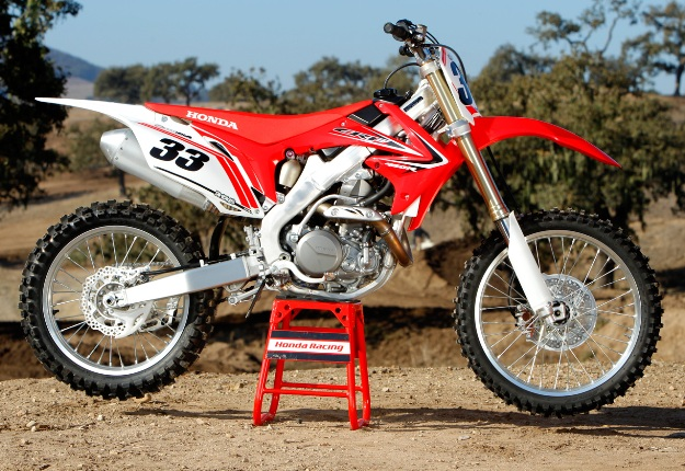 Honda crf450r photo - 3
