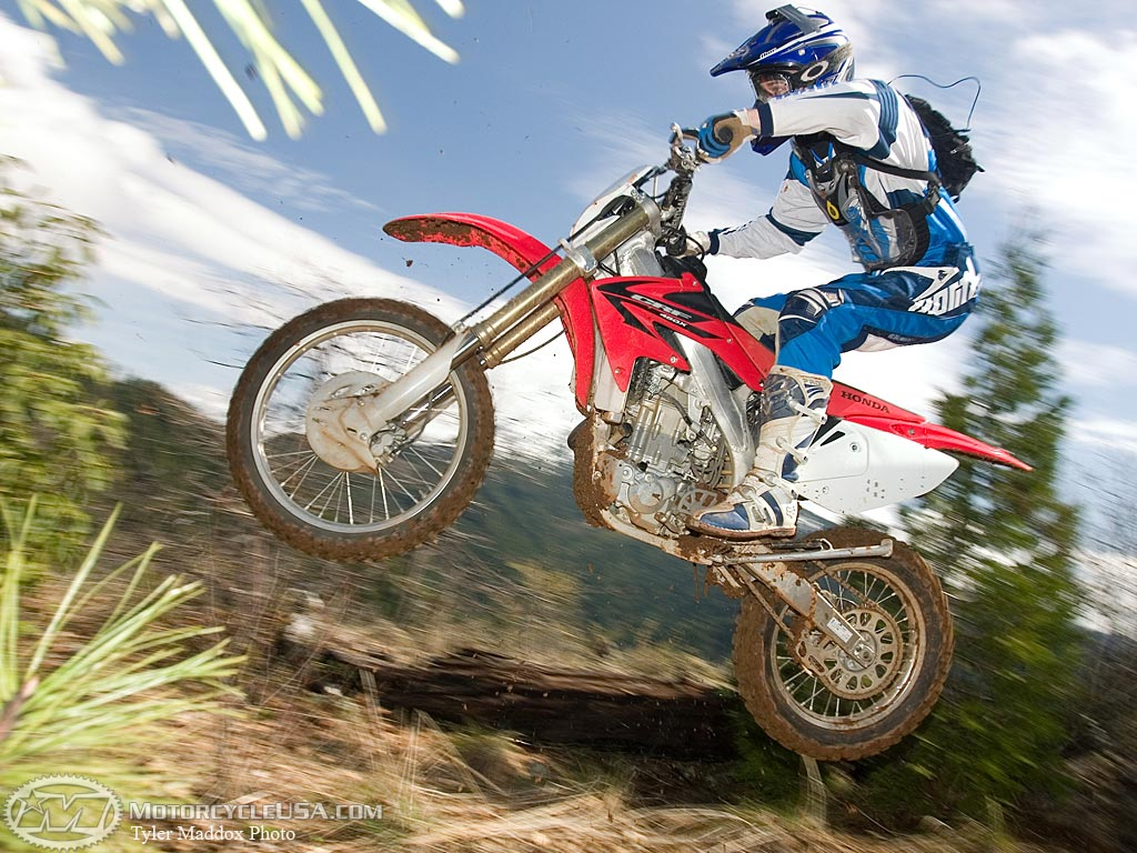 Honda crf450x photo - 1